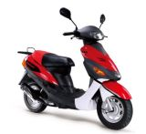 Latest Eagle Gas Scooter Petrol Scooter 50cc (BD50QT-D)