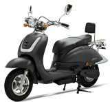 1500W 60V/40ah Lithium (Removable) Battery Retro EEC Eelectric Scooter (HDM-46E)