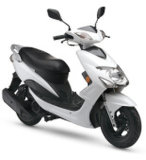 Kingfung 50cc EEC Gas Scooter