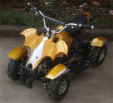 CE Approval 350W Motor Power New Body Design Electric ATV Quads, 4 Wheel Electric Scooter (ET-EATV005)
