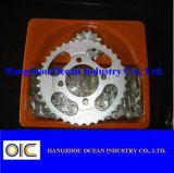Motorcycle Chain and Sprocket