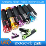 High Precision CNC Parts Motorbike Handle Grip