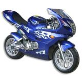Single Cylinder, Air-Cooling, 2 Strokes Pocket Bike (SY-05)