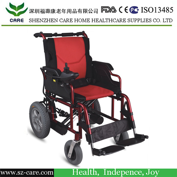High End Electric Motor Powered Wheelchairs Cpw20