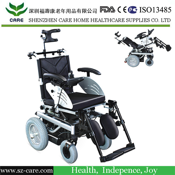 Electric Recliner Chair Power Wheelchair Cpw19