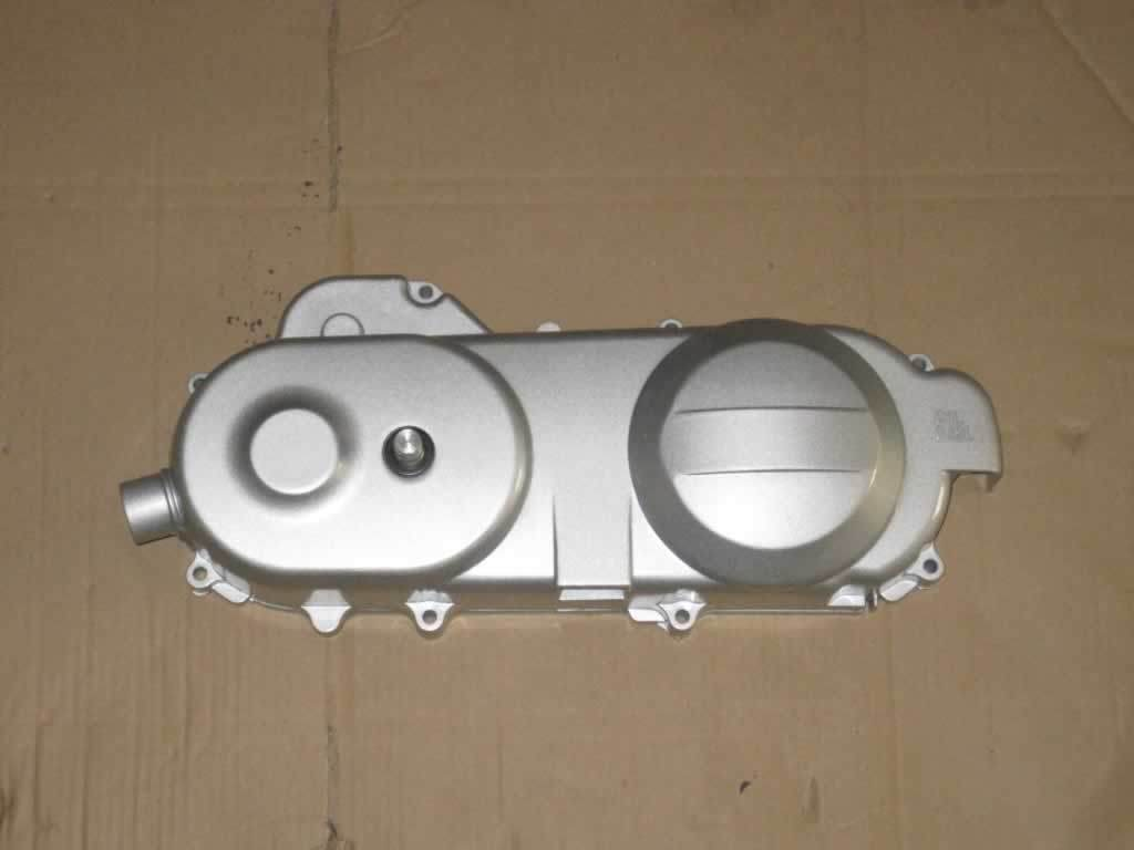 Gy6 50cc Motorcycle Left Crankcase Cover Assembly (ME032100-0010) -  Chinamotorscooter com