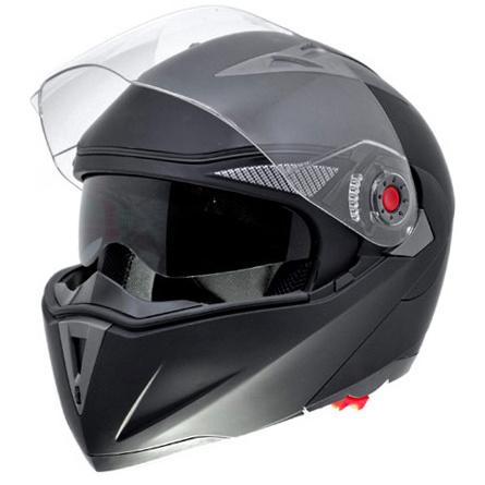 Carbon Fiber Motorcycle Helmet >> DOT Approved Carbon Fiber Flip up Motorcycle Helmet - Chinamotorscooter.com