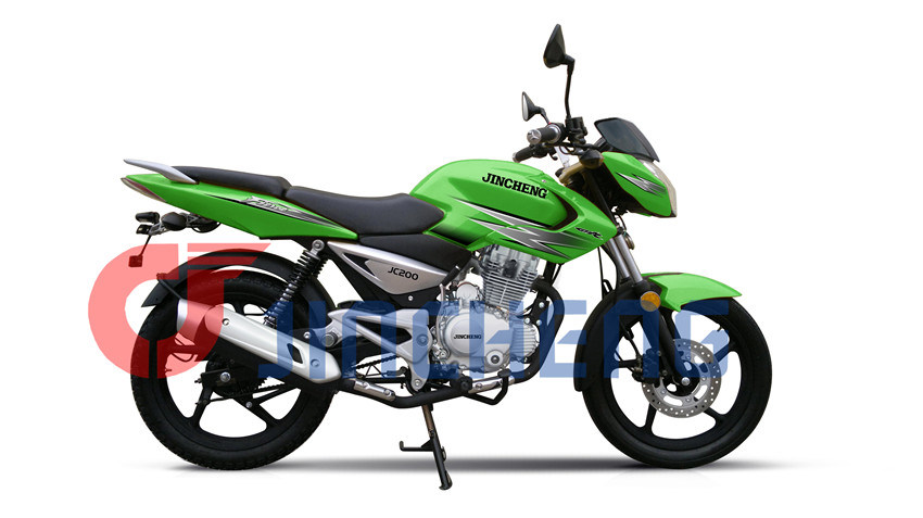 Jincheng Motorcycle Model Jc200 Street Bike