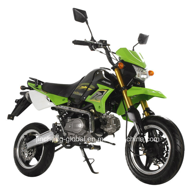Jincheng Jc110y Dirt Bike Motorcycle