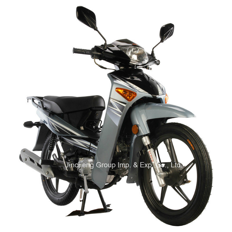 Jincheng Motorcycle 110cc Motorcycle Model Jc110-19 Cub Motorcycle